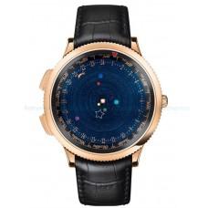 Van Cleef & Arpels - часовника Planetarium